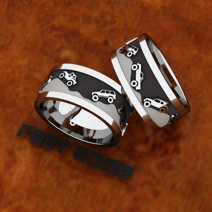 Convoy Ring Edde Designs