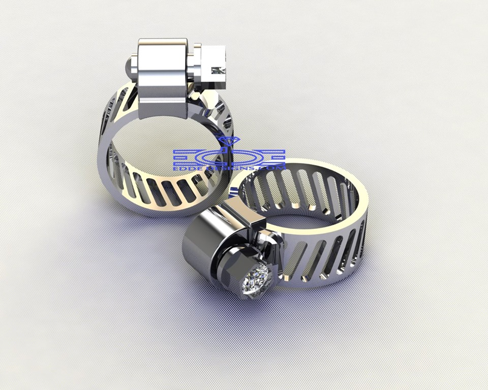 Hose Clamp Ring